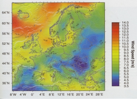 windspeed_Europe